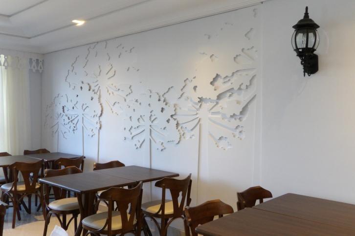 F9 - Lizon Curitiba Hotel - Decoração em MDF
