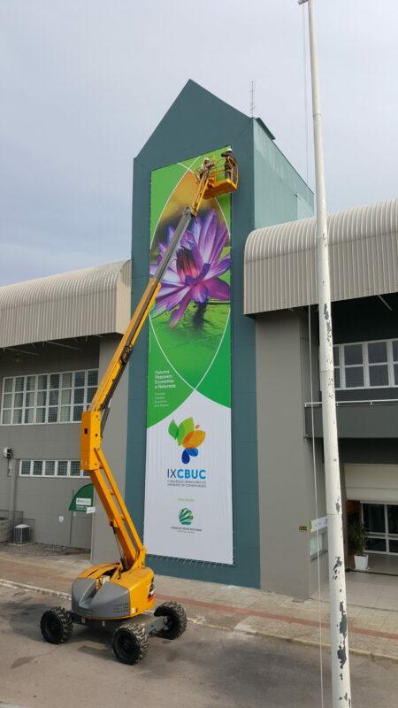 banner gigante IX CBUC